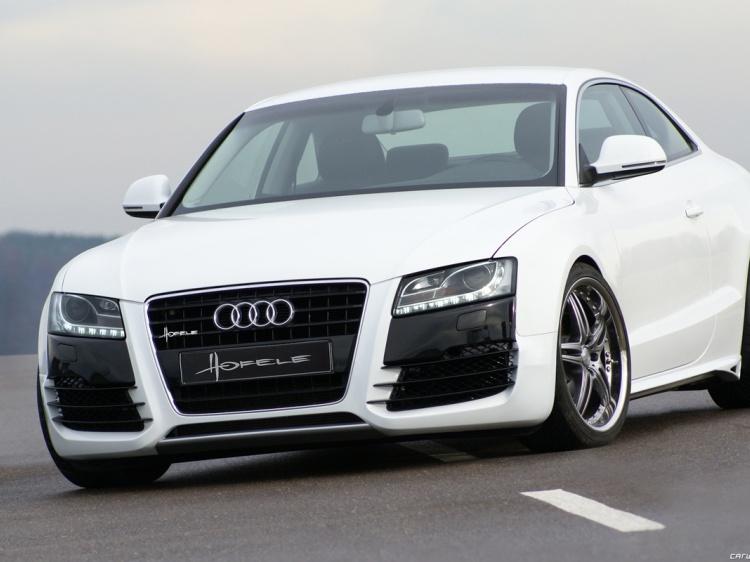Audi A5 Coupe от Hofele
