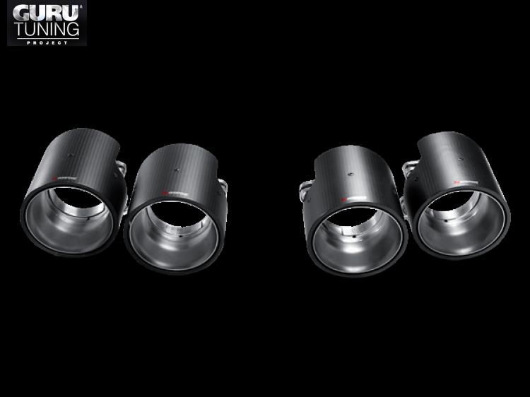 Выхлопная система Akrapovic для Porsche Cayenne Diesel (958) 2014