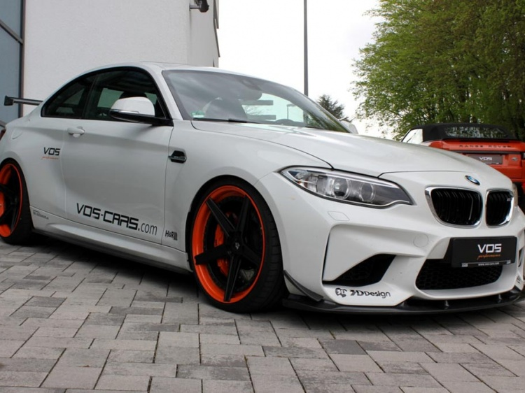 VOS Performance с тюнингом BMW M2