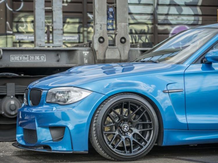 Тюнинг BMW 1 Series M Coupe от тюнинг-ателье Carbonfiber Dynamics