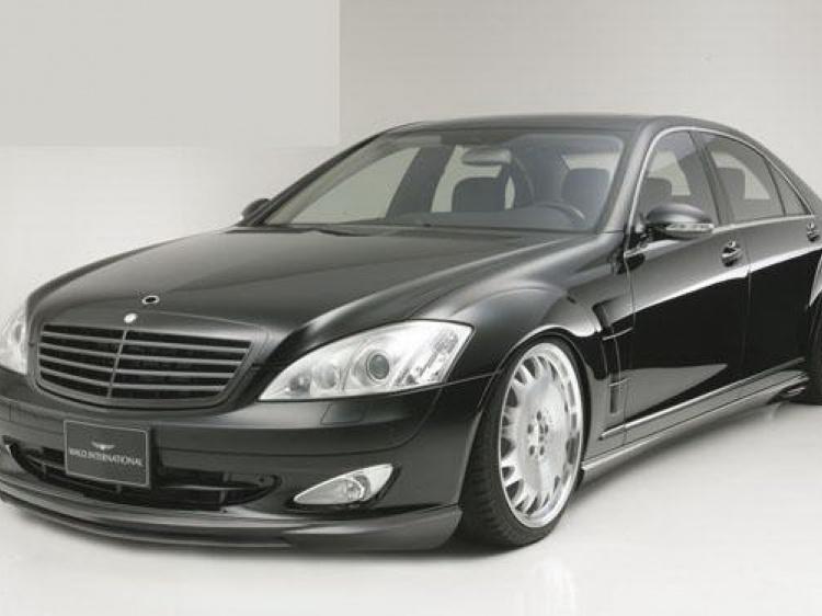 WALD для Mercedes S-class (W221)