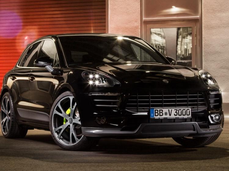 TechArt для Porsche Macan
