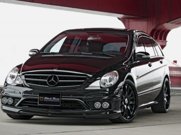 WALD для Mercedes R-class (W251)