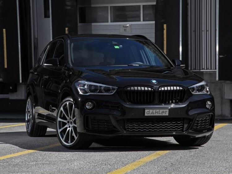 Все версии BMW X1 получили доработки от Dahler
