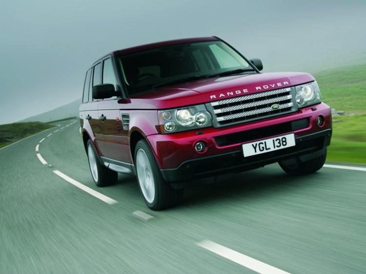 Тюнинг внедорожников Range Rover Sport