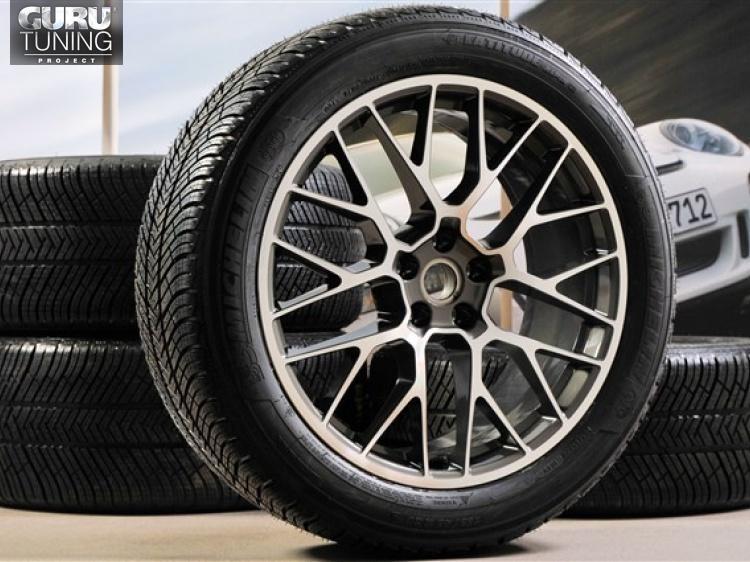 Диски RS Spyder Design на Porsche Macan