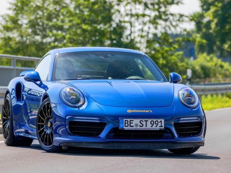 Porsche 911 Turbo S получил 675 л.с.