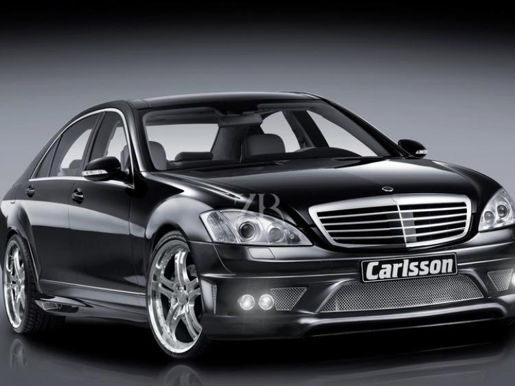 Диски Carlsson для Mercedes S-Class (W221)