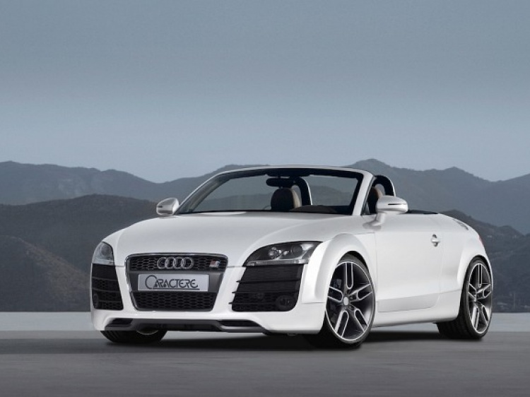 Caractere Perfomance Audi TT