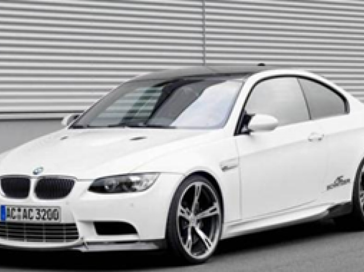 AC Schnitzer для BMW M3 Е90/E92/Е93