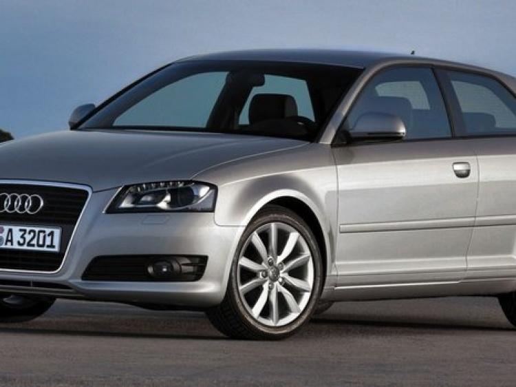 Чип тюнинг Audi A3 (P8)