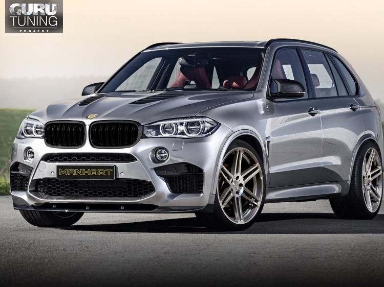 Manhart для BMW X5 F85