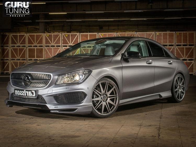 Carlsson для Mercedes CLA (C117)