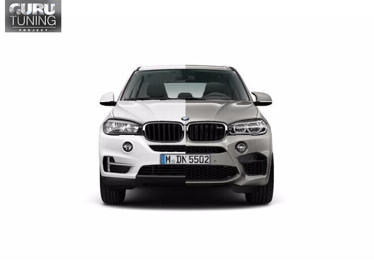 F85 M-обвес для BMW X5 F15