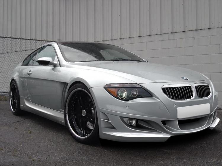 ATS для BMW 6 серии (E63)