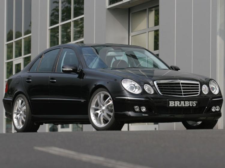 Brabus для Mercedes E-class (W211)