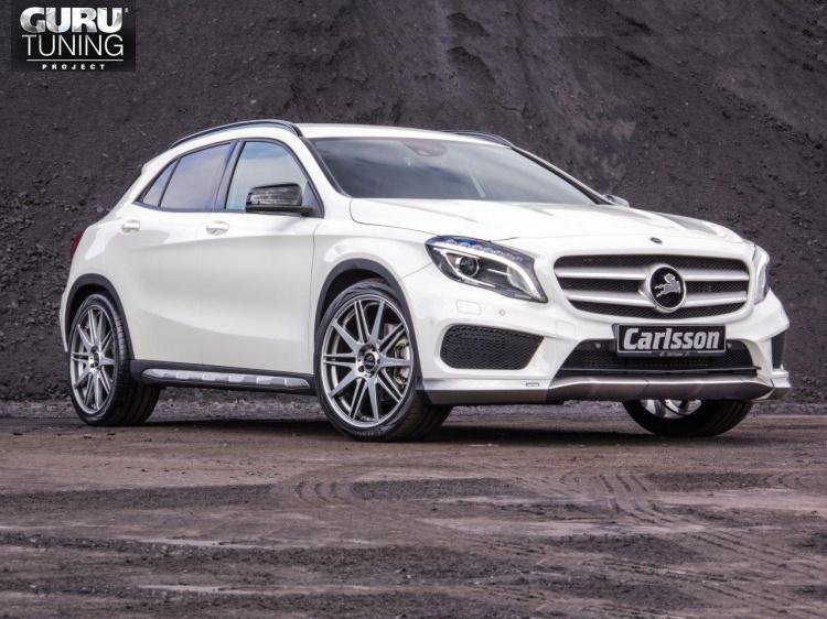Carlsson для Mercedes GLA X154