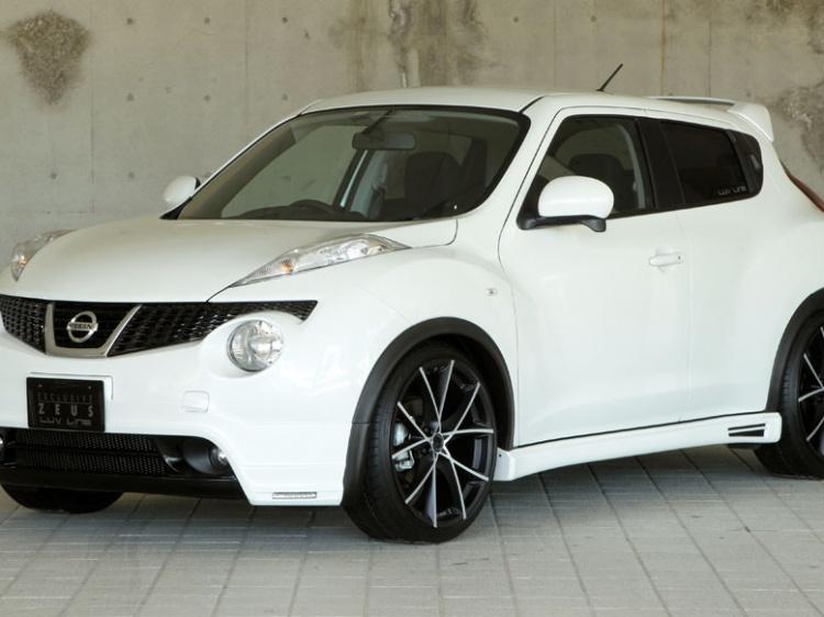 M'z SPEED EXCLUSIVE ZEUS для Nissan Juke