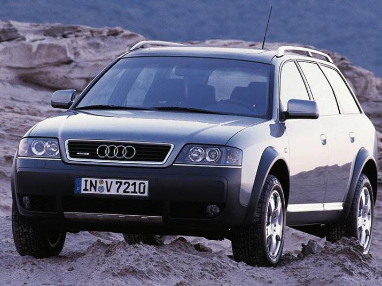 Чип тюнинг Audi A6 Allroad (C5)