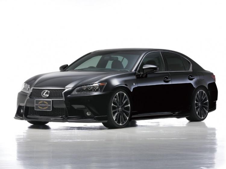 Wald Executive для Lexus GS F-SPORT