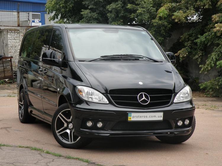 Proteros для Mercedes Viano (W639)