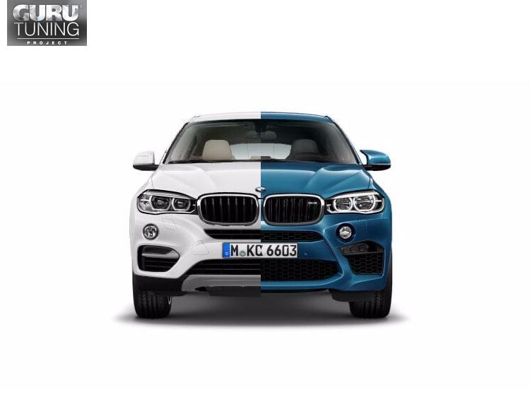 F86 M-обвес для BMW X6 F16