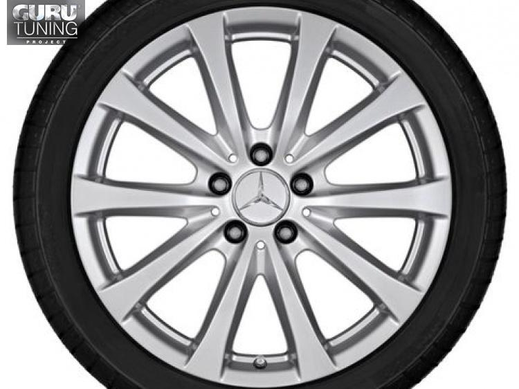 Диски для Mercedes S class W221 с 10 спицами