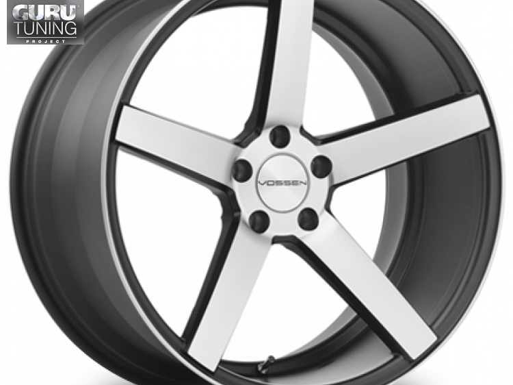 Диски Vossen CV3 для Audi A6 2008-2011