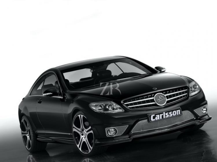 Чип тюнинг Carlsson для Mercedes S-Class (C216)