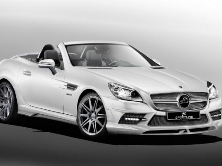 Carlsson для Mercedes SLK-class (R172)