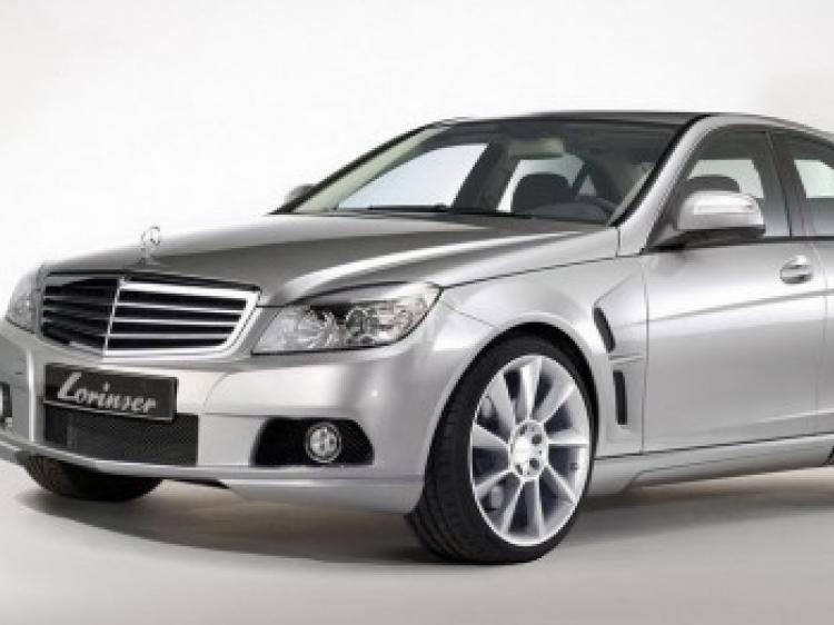 Lorinser для Mercedes C-Class (W204)