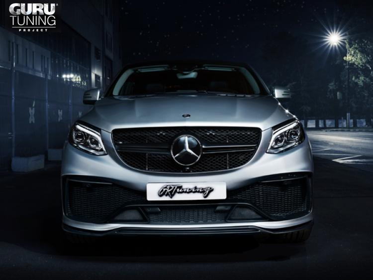 INDIGO для Mercedes-Benz GLE-class C292