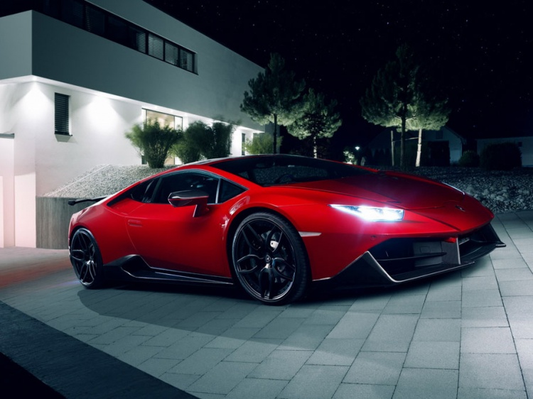 В Novitec Torado продемонстрировали Lamborghini Huracan с 830 л.с.