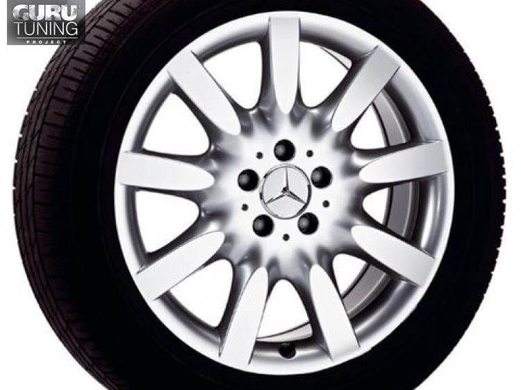 Диски для Mercedes S class W221 с 9 спицами