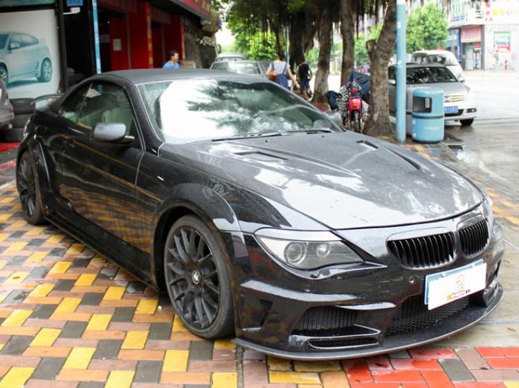 Lumma-Design для BMW 6-series (E63/E64)
