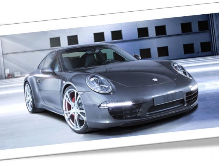 Новый стайлинг Porsche 911 по версии Techart - приятные бонусы в предвкушении весенней премьеры
