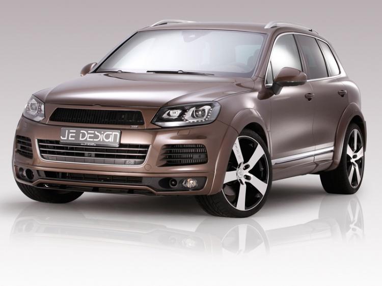 JE Design для Volkswagen Touareg 7P R-Line
