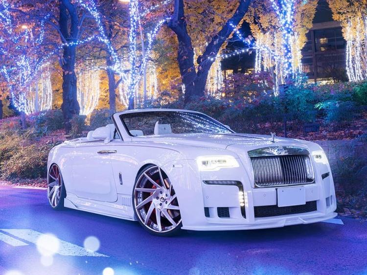 Обвес Wald для Rolls-Royce Dawn