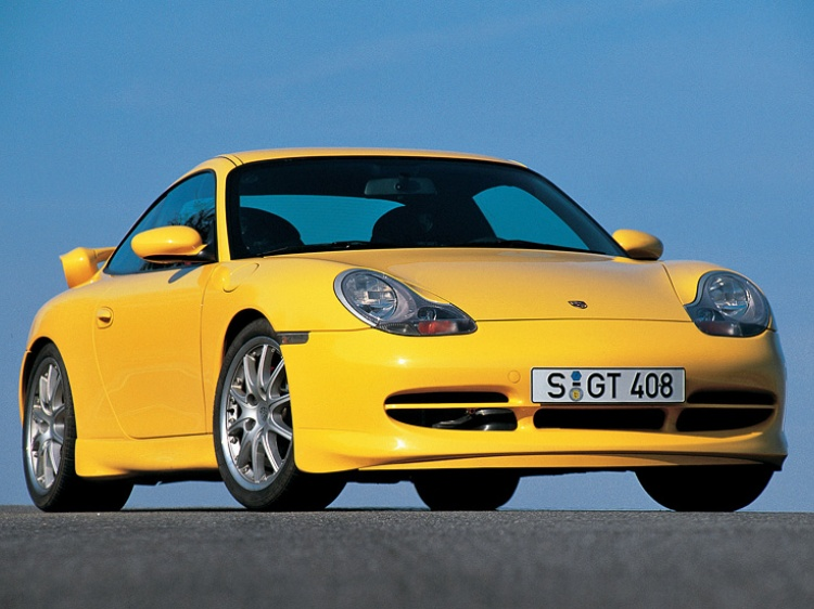 Чип тюнинг Porsche 911 (996)