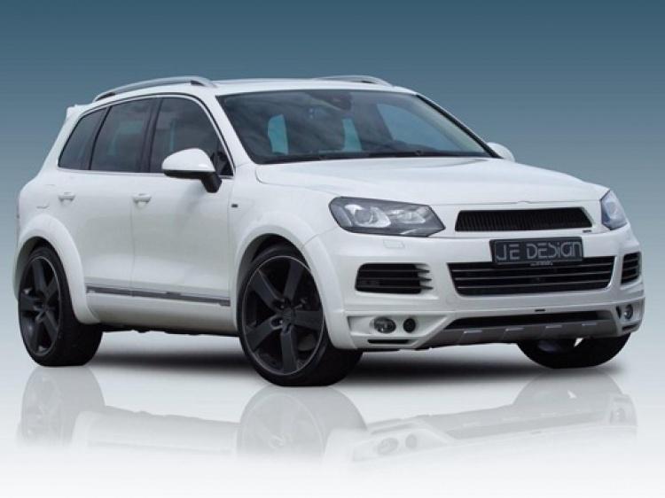Je Design на Touareg Volkswagen 2010-2012