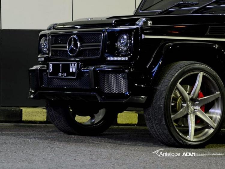 Диски ADV1 Mercedes W463