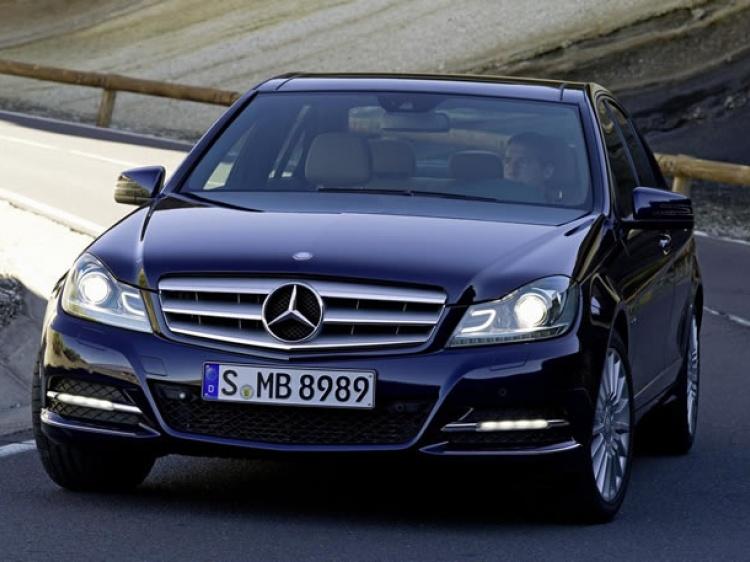 AMG рестайлинг для Mercedes C-Class (W204)