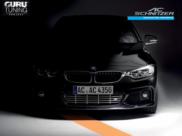 AC Schnitzer для BMW 4-series (F32/F33)