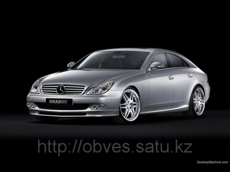 Brabus для Mercedes CLS-class (W219)