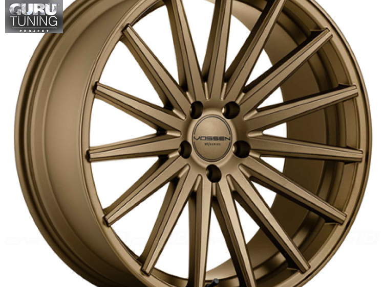 Диски Vossen VFS2 для Bentley Continental GT 2003-2010