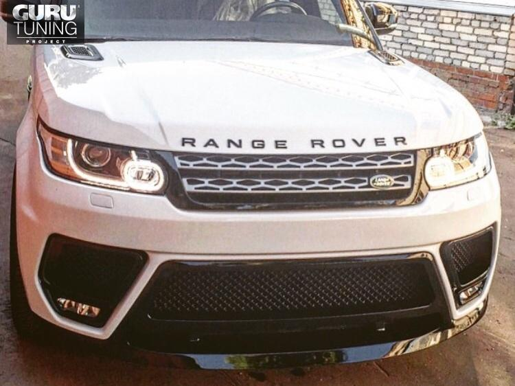 History для Range Rover Sport 2014-