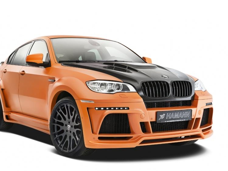 HAMANN TYCOON II M для BMW X6 (оригинал)