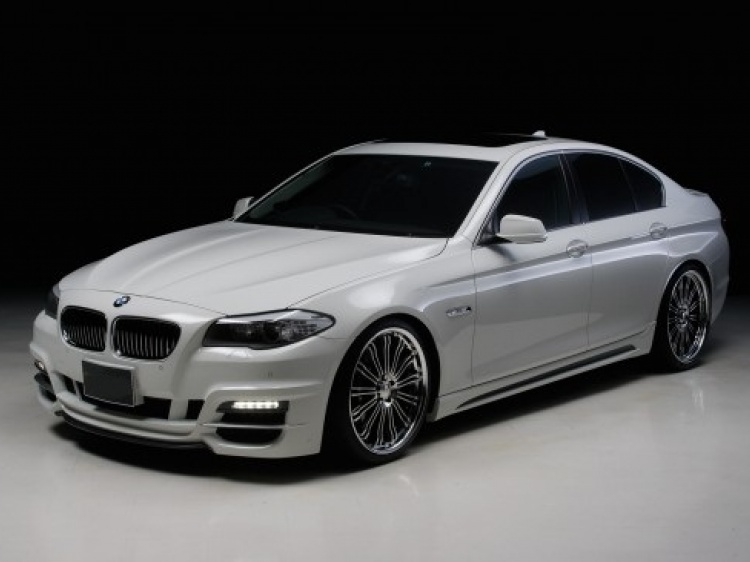 WALD style для BMW 5-й серии M5 F10