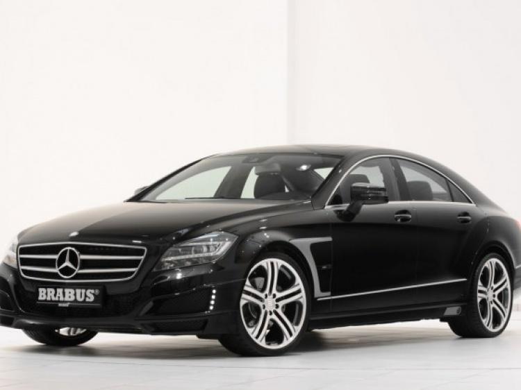 BRABUS для Mercedes-Benz CLS-class W218