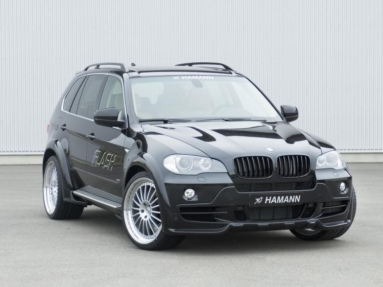 HAMANN и HAMANN Flash для BMW X5 Е70